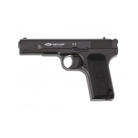 Оружие списанное охолощенное модели РНХТ револьвер Наган калибра 10ТК
