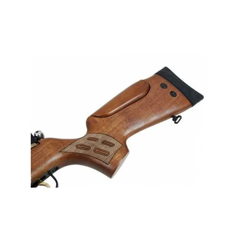 Пневматическая винтовка хатсан 125 газовой пружина в подарок