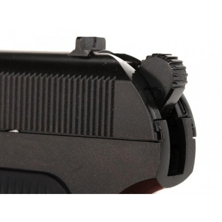ММГ пистолет-пулемёт Бизон-2 ПП-19 складной приклад