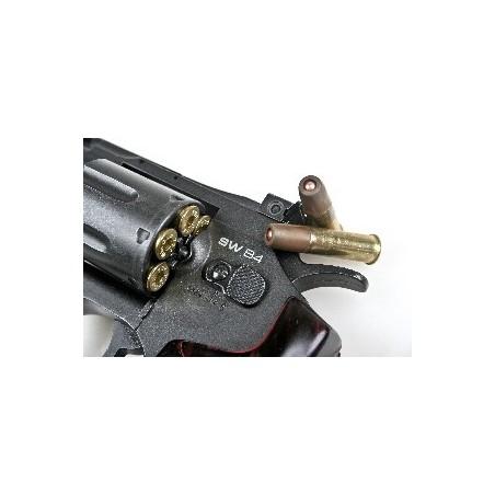 Охолощенный пистолет Макарова ПМ Р-411 хром