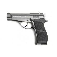 Охолощенный пистолет Макарова ПМ Р-411 хром купить в Москве
