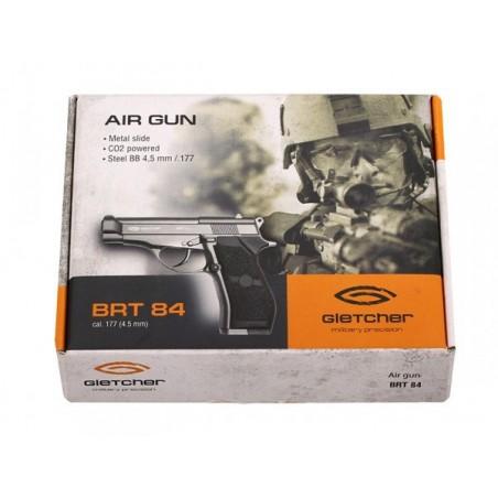 Охолощенный пистолет ПБ (6П9, бесшумный, Р-413)