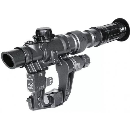 ММГ штык-нож ШНС-001 коричн. ножны и рукоятка «Люкс»