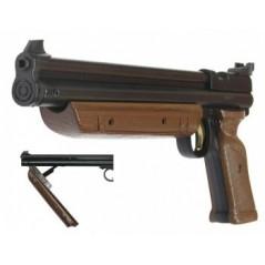 Охолощенный СХП пистолет (Desert) Eagle Kurs, 10ТК купить в Москве