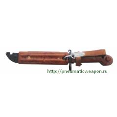 Пневматическая винтовка ВПО-512 (ППШ-М ) купить в Москве