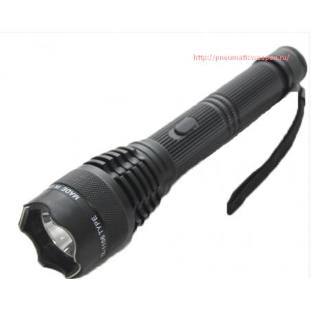Пневматический пистолет МР 654 Макаров Доработанный