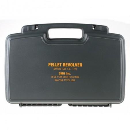 Пистолет пневматический Stalker S92PL к.4,5мм, пластик,
