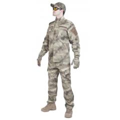 Тактические Перчатки 5.11, цвет Вудланд (Woodland) купить в Москве