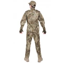 Тактические Перчатки Mechanix M-Pact-PRO, цвет черный/желтый купить в Москве