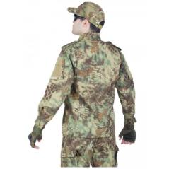 Легкая тактическая мужская рубашка GONGTEX TRAVELLER SHIRT, полиэтер-эластан, цвет Койот купить в Москве