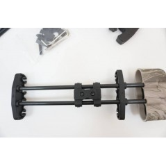 Охолощенный СХП пистолет-пулемет MP-38 Kurs (Шмайссер) 10x31 купить в Москве
