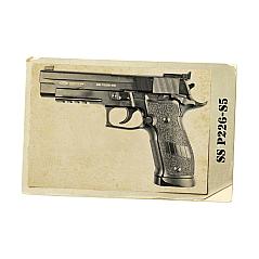 "Пули полнотелые ""Tundra Bullet"" 5,5 мм (5,54), 2,4 г, 100 шт."