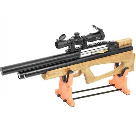 Охолощенный Автоматический пистолет Стечкина с кобурой-прикладом под патрон 10х24