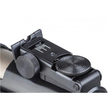 Пневматическая винтовка Кадет АКСУ автомат Калашникова 4.5 мм