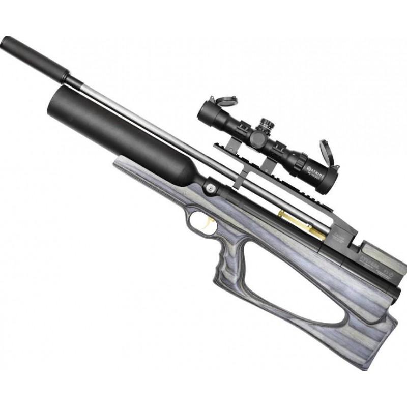 Револьвер сигнальный LOM-S цвет Хром Nickel насадкой под ракеты