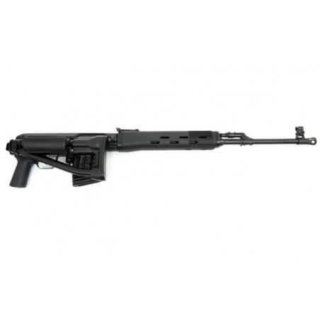 Сигнальный револьвер LOM-S (черный) купить в Москве