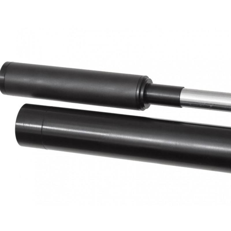 Сигнальный пистолет Макарова МР-371-03 с бородой с бакелитовая рукоятка со звездой
