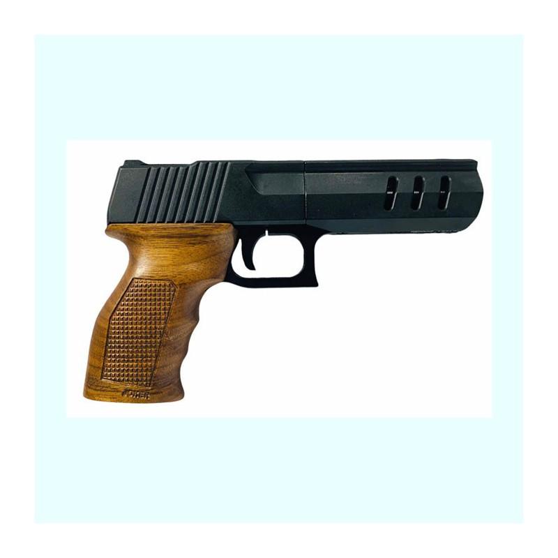 Револьвер сигнальный Ekol Viper 2,5 Черный с насадкой под ракеты купить в Москве