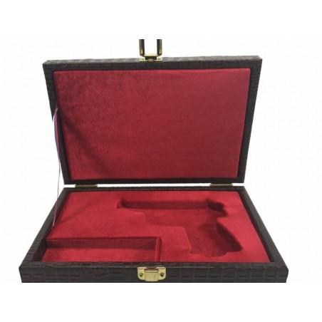 Револьвер сигнальный Ekol Viper 2,5 Золото с насадкой под ракеты