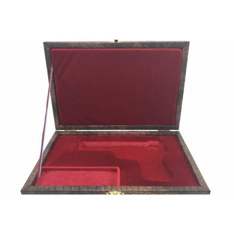 Револьвер Ekol Viper 3,0 (GEN-2) Хром с насадкой под ракеты