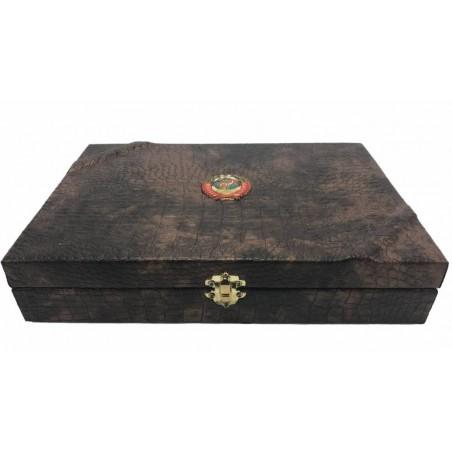 Револьвер сигнальный Ekol Viper 4,5 Черный с насадкой под ракеты купить в Москве