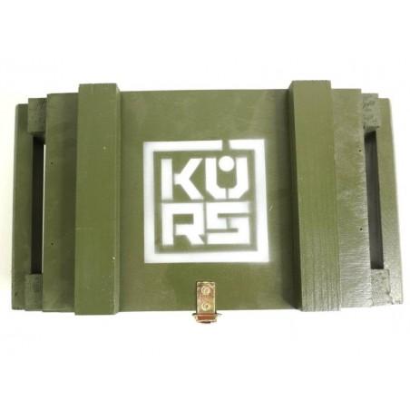 Револьвер сигнальный Ekol Arda Графит с насадкой под ракеты