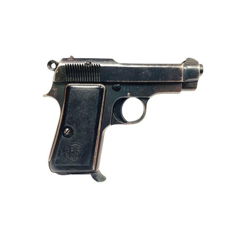 Револьвер сигнальный ROHM Little Joe Никель с пряжкой подарочный с насадкой под ракеты