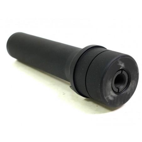 Револьвер сигнальный ROHM Little Joe Золото с пряжкой подарочный с насадкой под ракеты купить в Москве