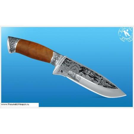 Винтовка PCP Kral TEMP Puncher Maxi 3 дерево 6,35мм+модератор