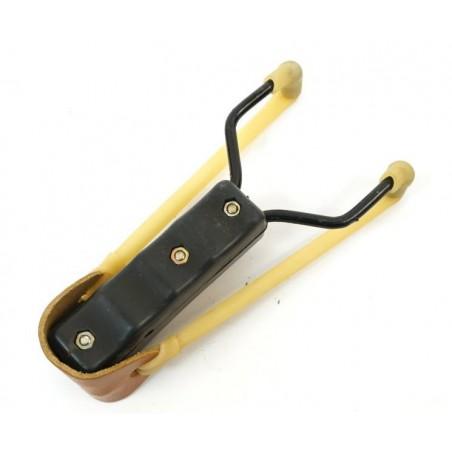 Пневматическая винтовка Kral Puncher Maxi 3 Pitbull PCP (прицел 3-9х40, 6.35 мм, дерево) купить в Москве
